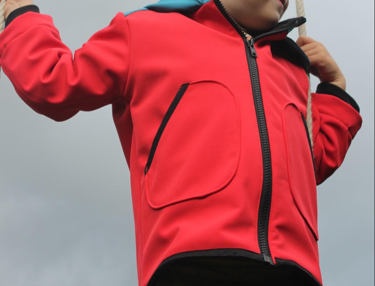 Het rode jasje